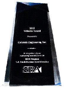 Tibbetts Award