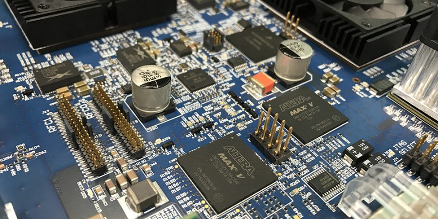 CEI's custom hardware designs fit your high technology needs.