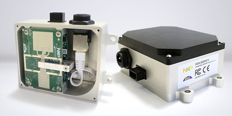 NXP Enclosure Inside and Top